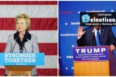 Rusos hackean las campañas de Hillary Clinton y Donald Trump
