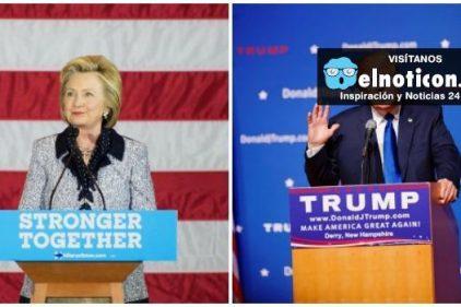 Inicia la recta final de las elecciones presidenciales en Estados Unidos