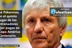 Esto gana José Néstor Pékerman como entrenador de la Selección Colombia