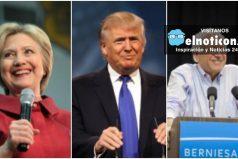 El día clave para las aspiraciones presidenciales, hoy es el último supermartes en Estados Unidos