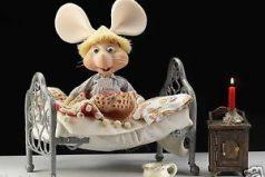 ¿Recuerdas a Topo Gigio? 10 datos que no conocías de este hermoso dormilón