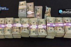 Taxista regresa mochila olvidada con 187.000 dólares en Boston