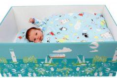 ¿Por qué hay cada vez más bebés durmiendo en cajas de cartón en todo el mundo? – BBC Mundo