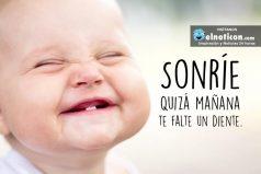 Sonríe…