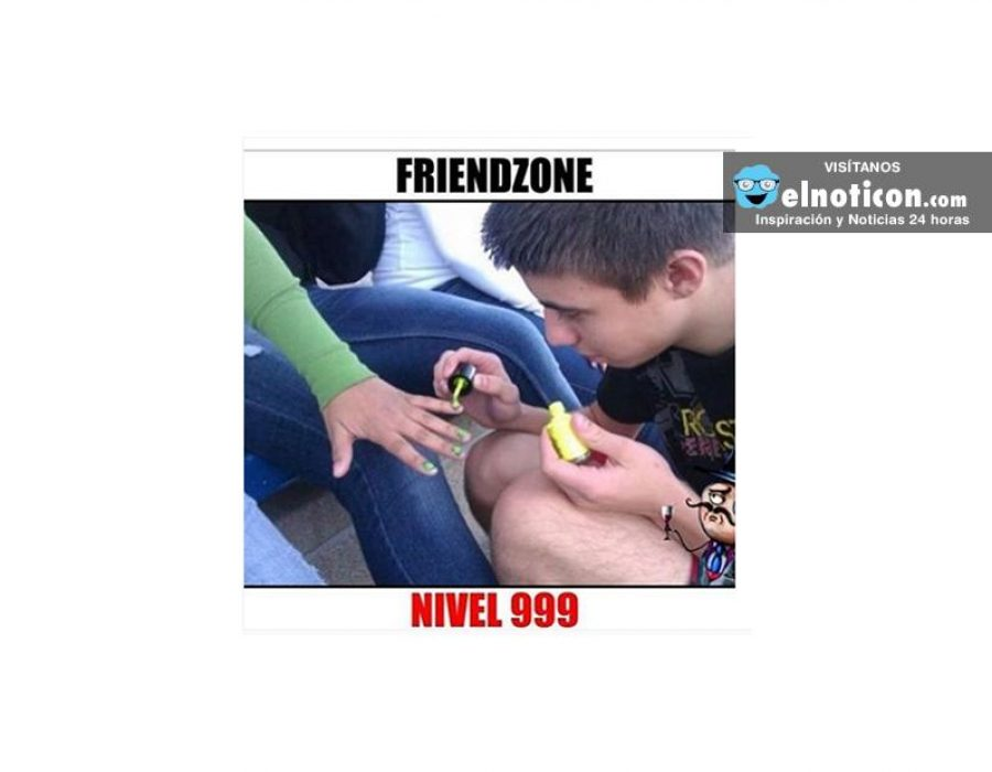 Friendzone nivel: 999