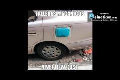 Taller mecánico nivel: Bajo costo