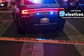 Nuevo tiroteo se registró en Dallas, ya deja cinco policías muertos