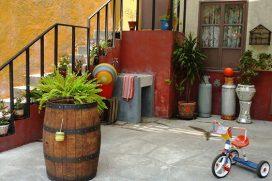 ¿Recuerdas la vecindad del Chavo del 8 ¡Recorre este bello lugar a tu antojo!