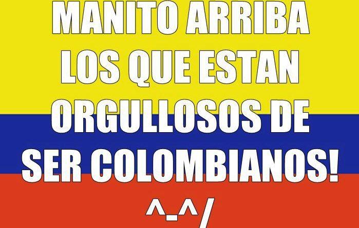 Colombia orgullo
