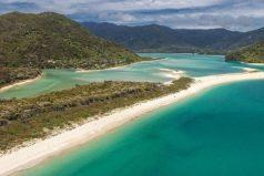 La playa de Nueva Zelanda que compraron los ciudadanos para que nunca más sea de propiedad privada
