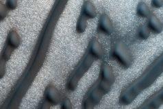 """La NASA descifra """"mensaje en código Morse"""" encontrado en la superficie de Marte"""