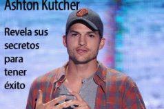 El mensaje de Ashton Kutcher que TODOS los jóvenes deberían escuchar ¡Te hará reflexionar!