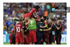 Por primera vez en la historia, Portugal campeón de la Eurocopa