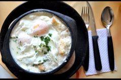 ¿Cómo debe ser la Changua perfecta? desayuno mmm ¡Orgullo colombiano!