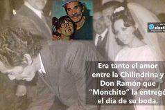 Don Ramón y la Chilindrina ¡Amaba a su hija!