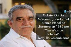 Gabriel García Márquez, orgullo Colombiano