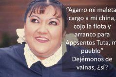 ¿Te reíste con las ocurrencias de Josefa Chivatá?