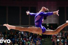 Yuri Alvear, es la protagonista en video de Katy Perry ¡Like por nuestra deportista!