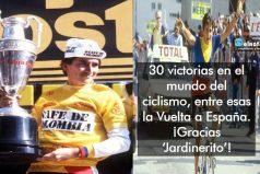 Lucho Herrera, siempre estaremos orgullosos de tus logros
