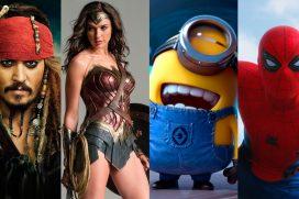 Las películas más esperadas del 2017. ¡Quiero verlas todas Ya!