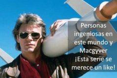 ¿Recuerdas cuando MacGyver desarmó un misil con solo un 'clip'? ¡personajes que jamás se olvidan!