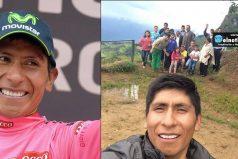 Nairo Quintana nos da una verdadera lección de humildad ¡Quedarás con el corazón en la mano!