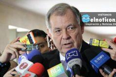 El Frente 7 de las Farc tampoco se va a desmovilizar: Alejandro Ordóñez