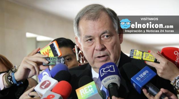 El Frente 7 de las Farc tampoco se va a desmovilizar: Alejandro Ordónez