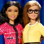 Lanzan en Estados Unidos las Barbies presidente y vicepresidente