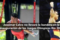 ¿Qué opinas de la decisión que Jossimar Calvo no lleve la bandera de Colombia?