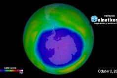 La capa de ozono muestra signos de recuperación