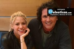 Carlos Vives y su mensaje de agradecimiento para Shakira ¡que linda amistad!