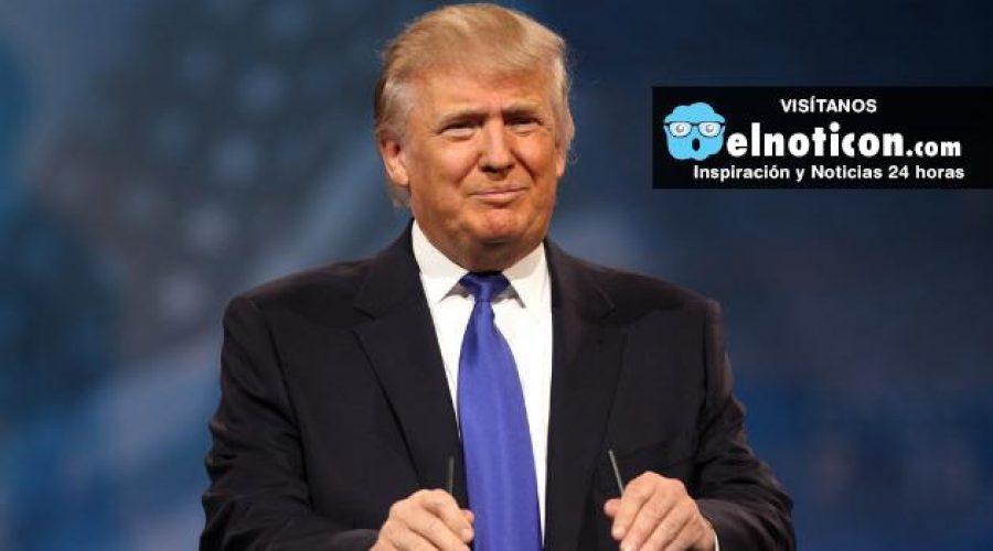 La nueva broma de mal gusto de Donald Trump: 'México está listo para atacará a EE.UU'