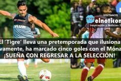 Falcao García volvió a anotar con el Mónaco !GRANDE TIGRE!