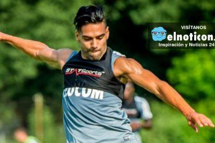 Falcao García sigue siendo la estrella del Mónaco, así presentó la segunda camiseta del equipo ¡Grande Tigre!