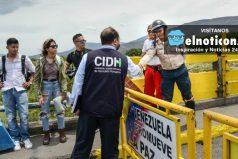 Gobierno de Venezuela estudia reabrir la frontera con Colombia