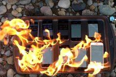 ¿El iPhone resiste al fuego? No vas a creer el resultado