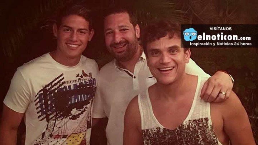 James Rodríguez vuelve a cambiar de look