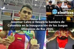 El Comité Olímpico Colombiano confirmó la noticia