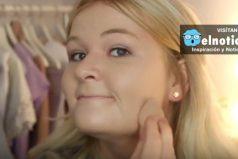 ¿Sabes qué puede pasar si te aplicas 100 capas de base de maquillaje?