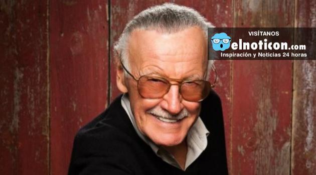 Stan Lee estará en México el próximo año