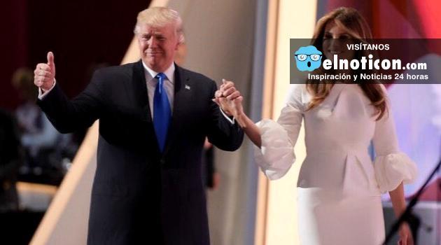 Crece polémica en Estados Unidos por estudios universitarios de Melania Trump
