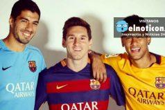 El defensor colombiano que podría llegar al Barcelona de España