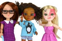 Esta es la primera línea de muñecas con capacidades especiales en el mundo. Son todo un éxito