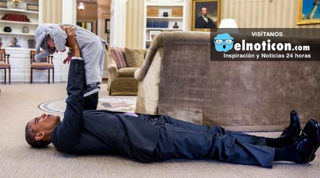 Pete Souza, el hombre detrás de las fotografías de la familia Obama