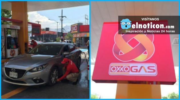 Oxxo ahora está en el mercado energético, inaugura su primera gasolinera en México