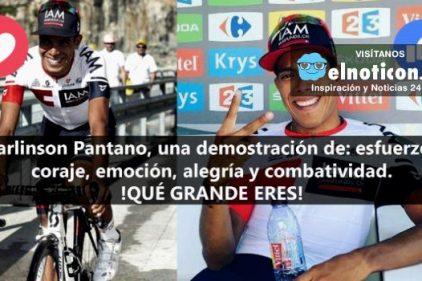 Colombia sigue haciendo historia en el Tour de Francia