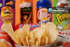 Así se fabrican las perfectas papas fritas en tubo que te encantan ¡Misterio resuelto!