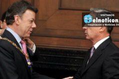 ¿Esta será la carta de la paz entre Santos y Uribe?