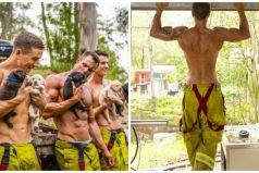 Estos bomberos australianos prendieron fuego con estás fotografías